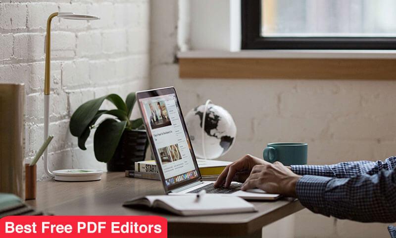 Best free PDF editors featured image