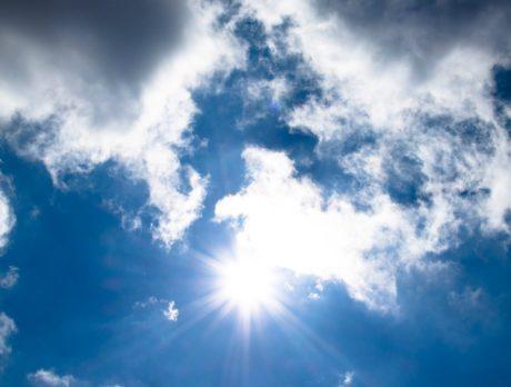 Vero ties daily heat record Thursday