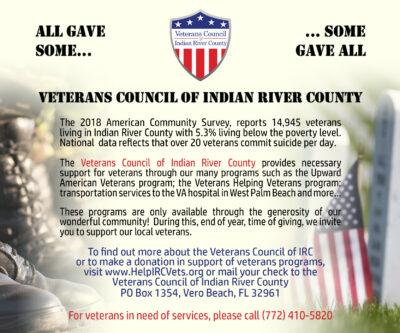 Veterans 400