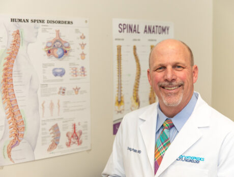 Less invasive is best with 'motion-sparing spine surgery'
