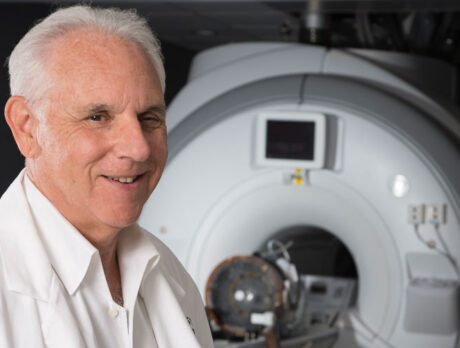 Expert spreads word on 'focused ultrasound' for Parkinson's