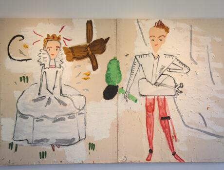 Lessons of a lifetime inform Wylie's wondrous art