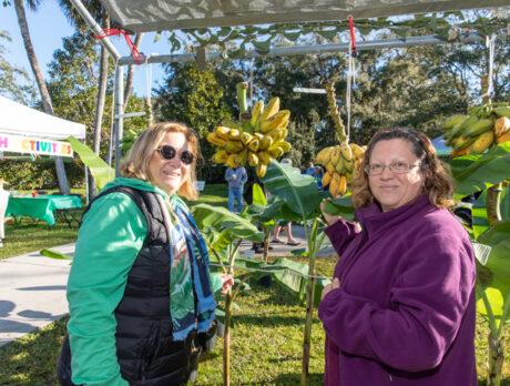 Fauna-loving folks make the (green) scene at Gardenfest