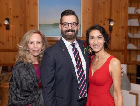 Leukemia & Lymphoma Society gala: 'Red' all about it!