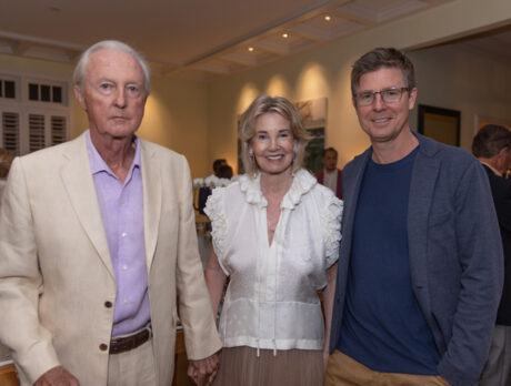 Windsor Polo Cup reception was a galloping success