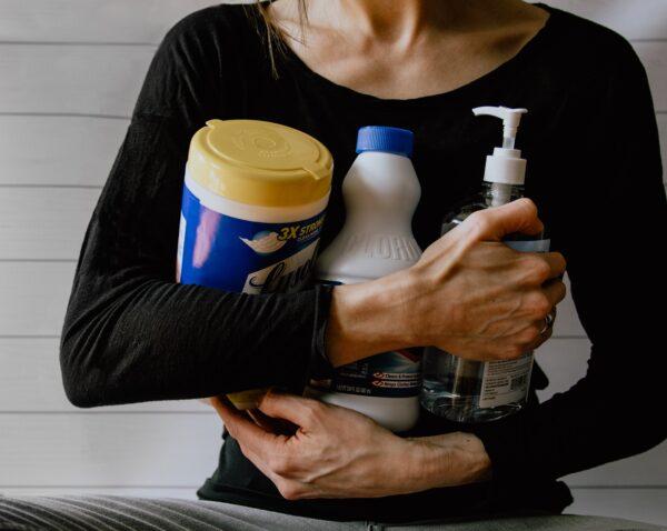 químicos tóxicos en tu hogar