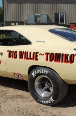 big willie robinson's daytona barrett-jackson