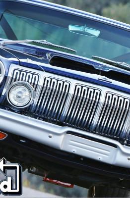 1963 Polara Max wedge super stock restomodv
