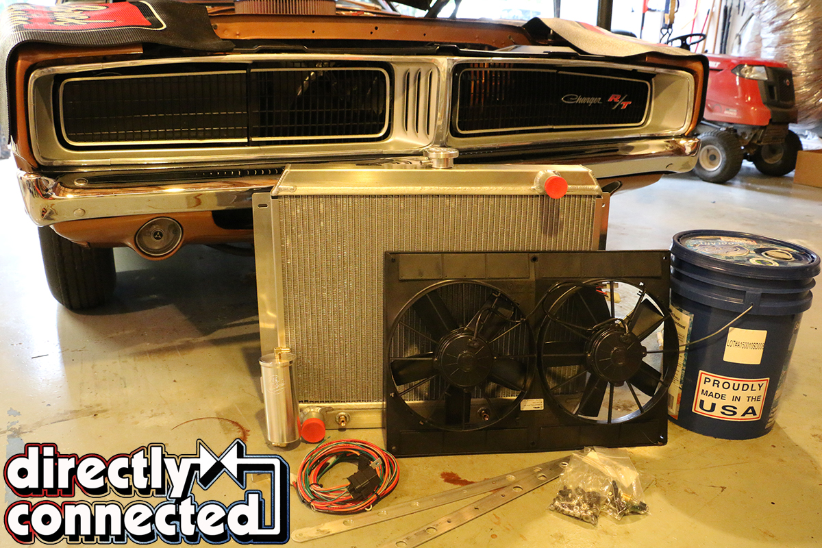 Cool It: Installing Be Cool Radiator's 700HP Show & Go