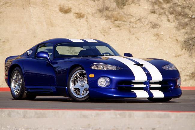 1994 Dodge Viper GTS Coupe concept