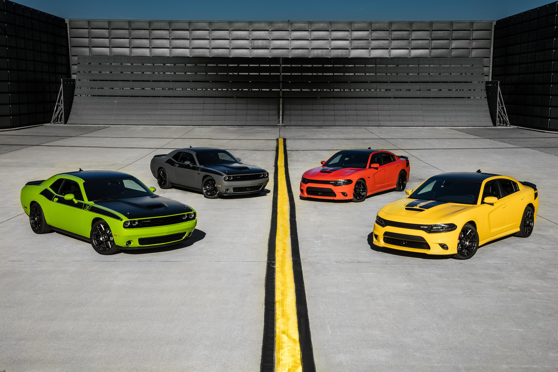 2017 Dodge Challenger T/A, 2017 Dodge Challenger T/A 392, 2017 D