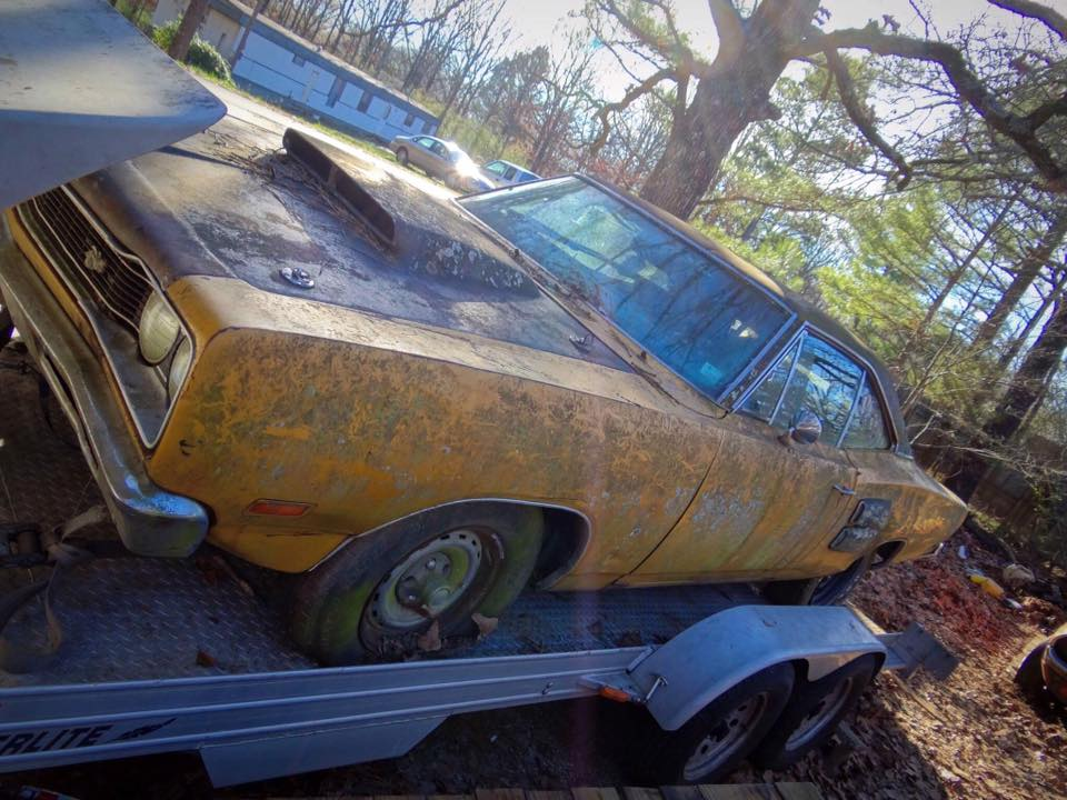 Gallery: Rare Butterscotch 1969 1/2 A12 Super Bee Find
