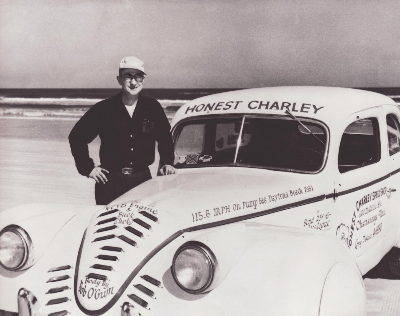 002-Honest Charley Daytona Car