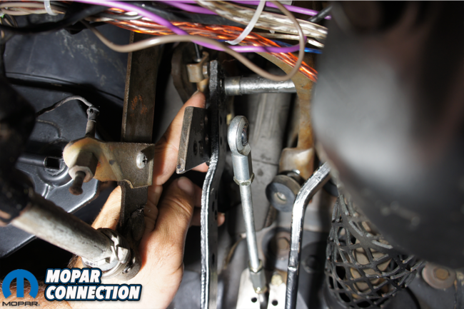 american powertrain pedals a-body dart duster manual
