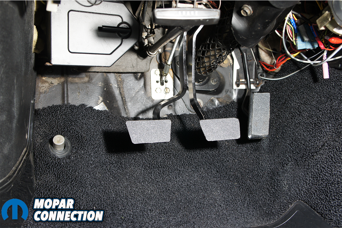 american powertrain pedals