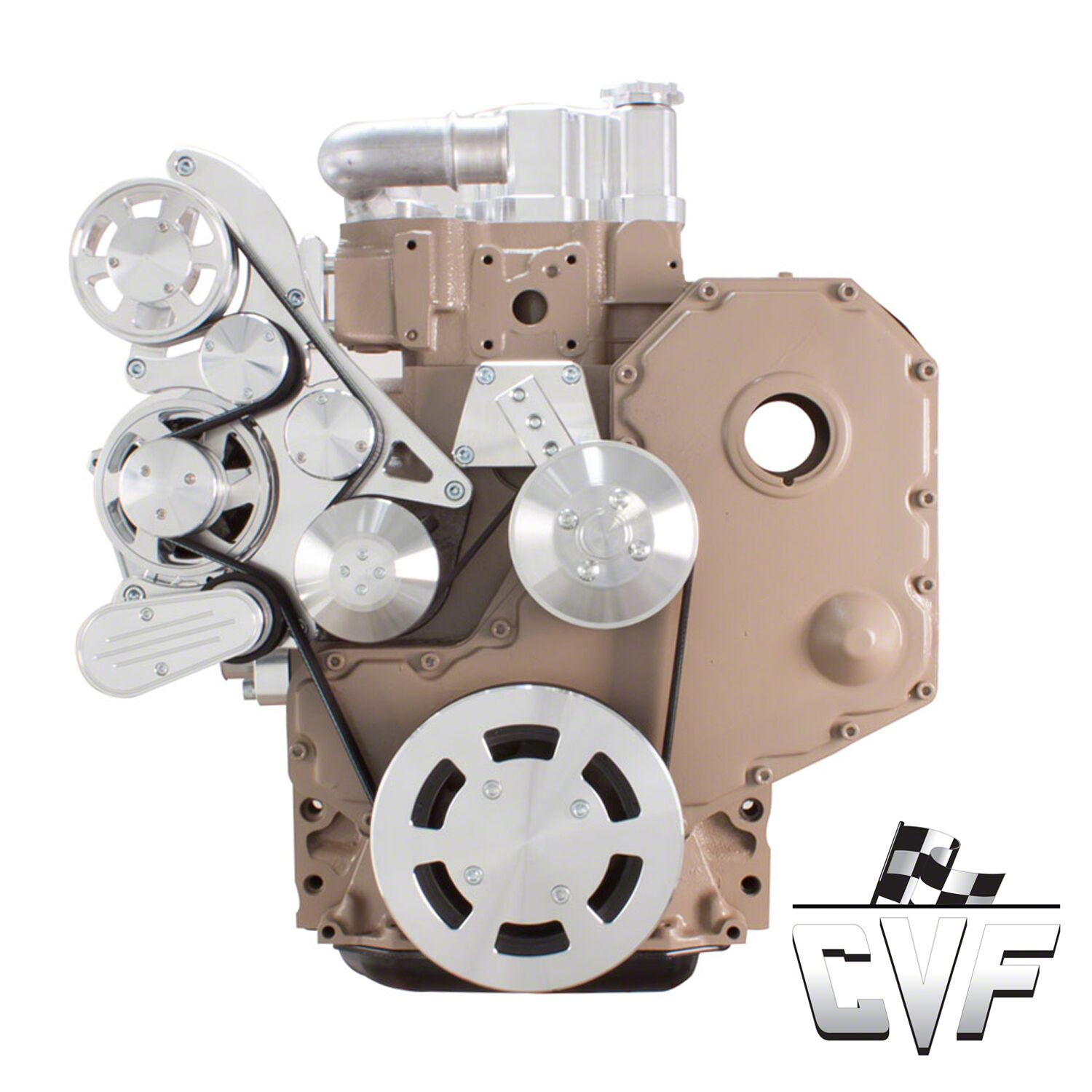 Alternator with Mechanical Fan_preview