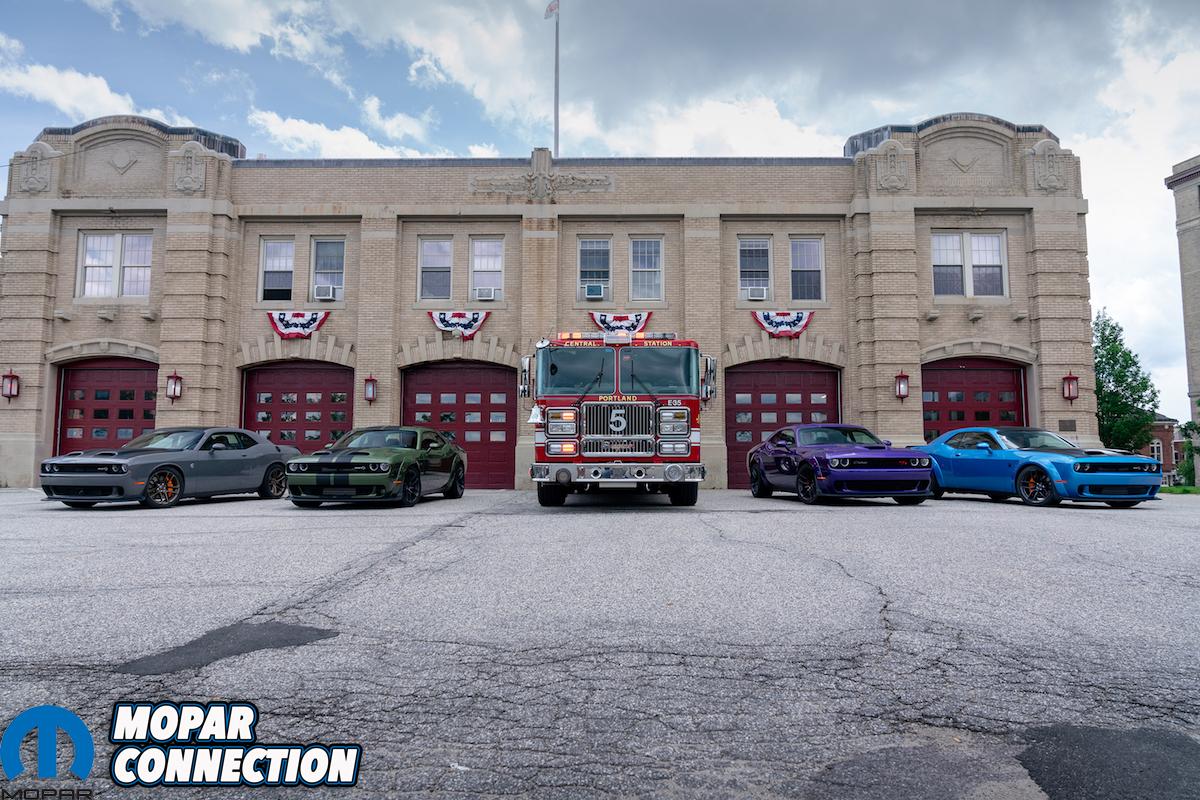 2019 Dodge Challenger Lineup: SRT Hellcat, SRT Hellcat Redeye Wi