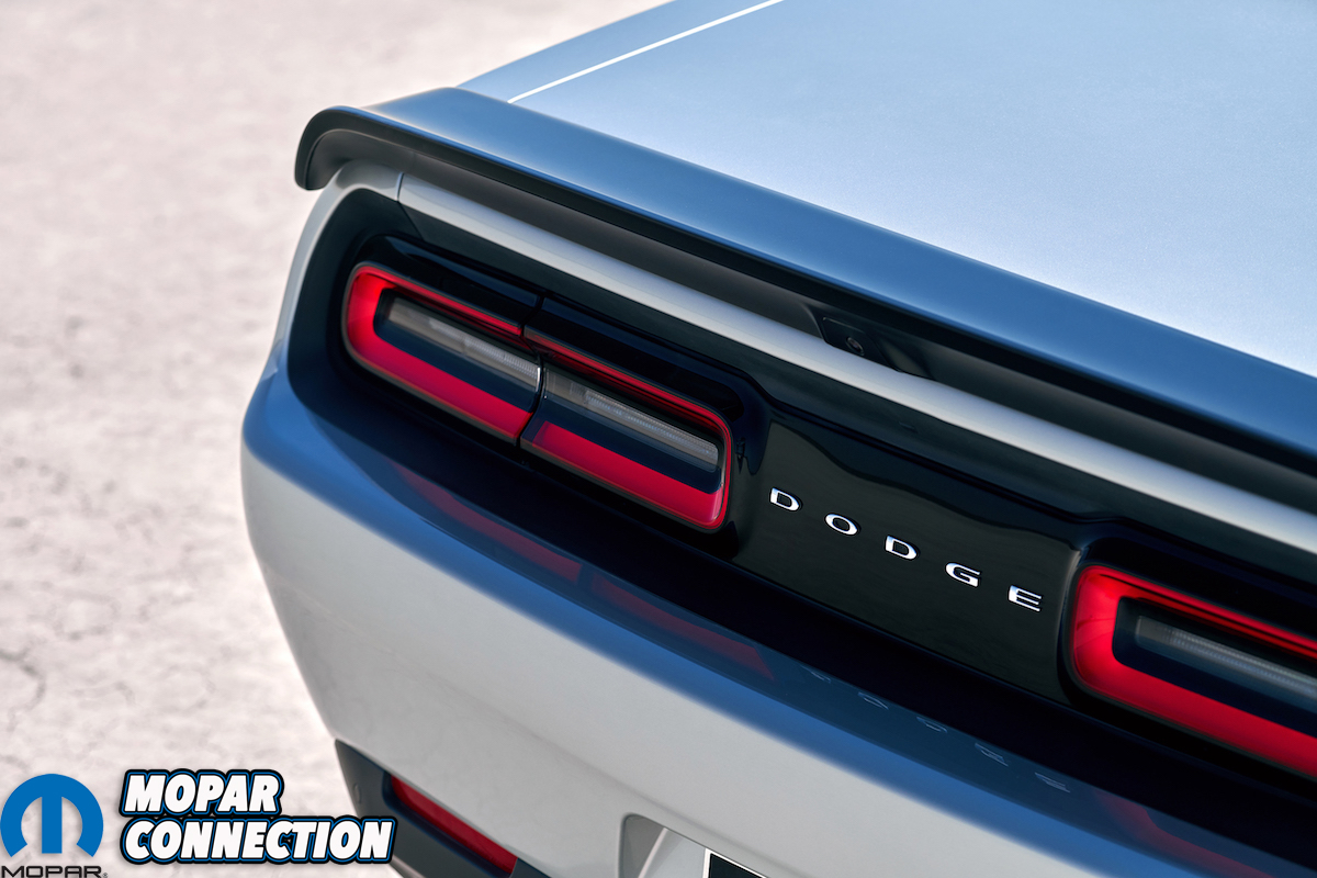 Available new spoiler offers a more expressive look with its inc