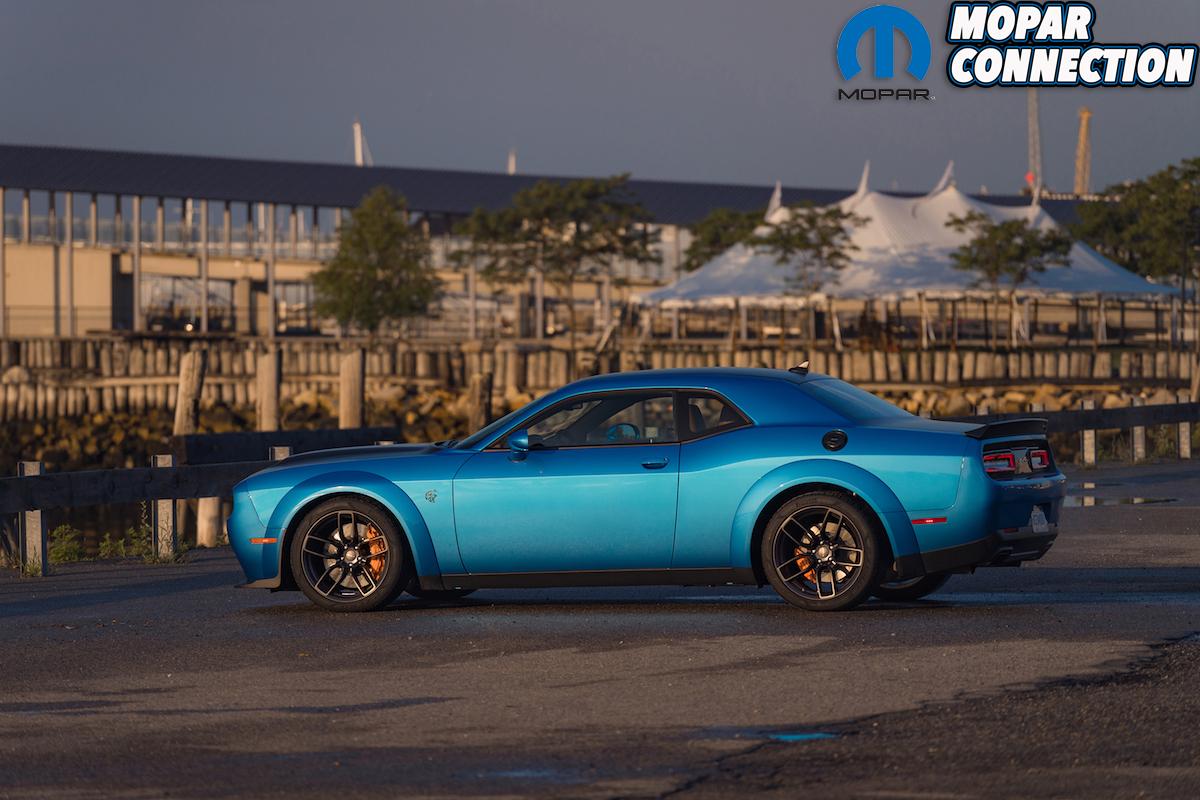 2019 Dodge Challenger SRT Hellcat Redeye Widebody