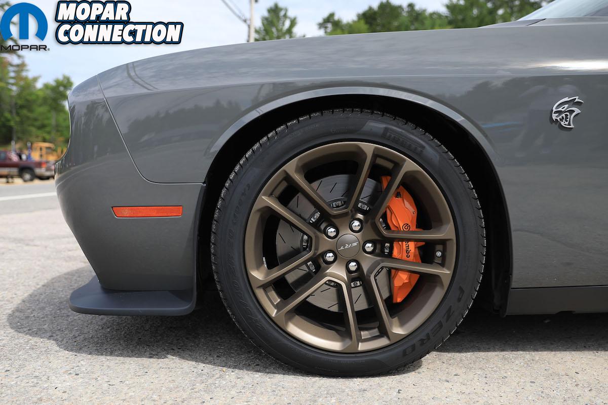 New narrow body Hellcat wheel for 2019