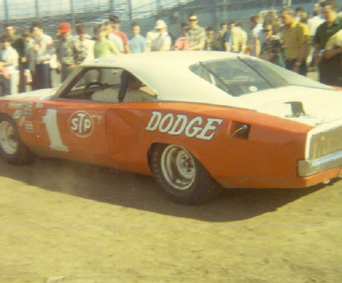 Ernie Derr (HDowns70) (DP)
