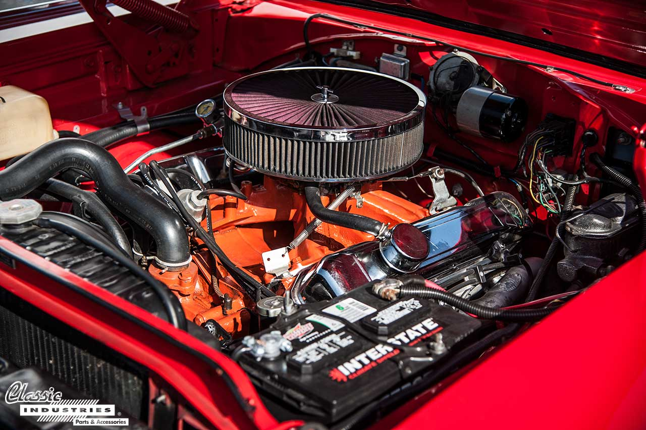 66-Charger-Engine