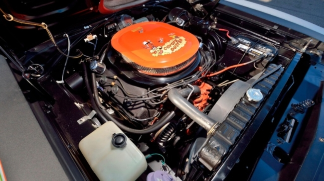 Gallery: Steven Juliano's Mopar Collection Goes to Mecum in