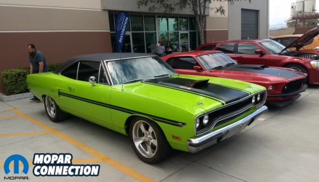 Gallery: Mopar Connection Attends Motech Performance's Open