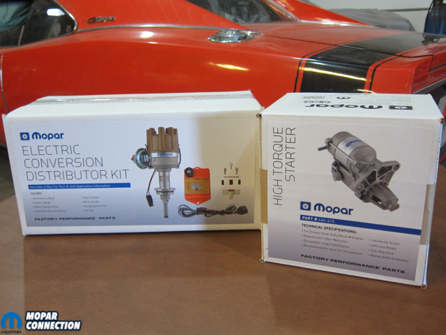 Easy Electronic Ignition Upgrade With Official Mopar Parts ... on