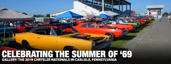 Chryslers At Carlisle >> Gallery Celebrating 1969 At The 2019 Chrysler Nationals In