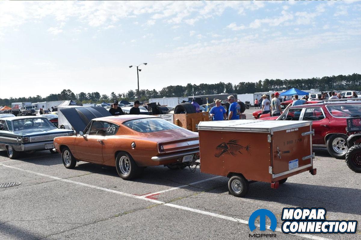 Hot Rod Drag Week Plymouth Barracuda