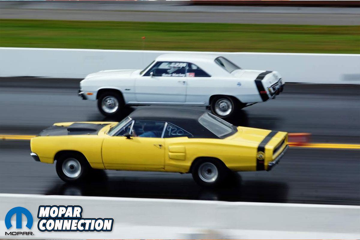 Dodge Dart and '69 Dodge Super Bee
