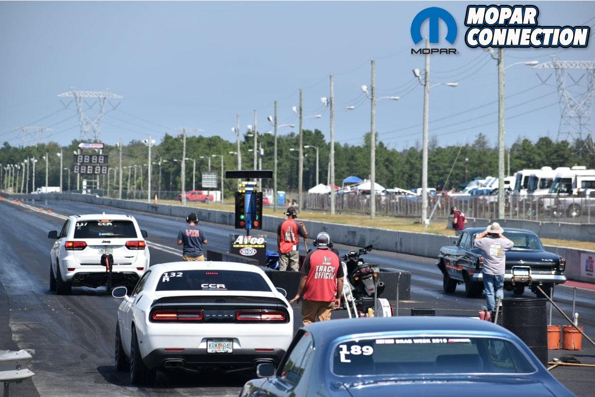Hot Rod Drag Week Dodge Challenger
