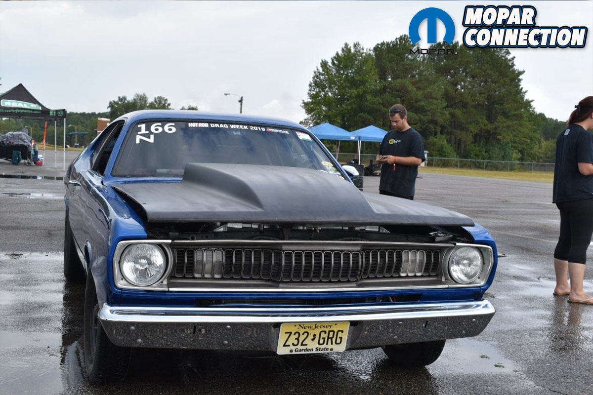 Hot Rod Drag Week 1972 Plymouth Duster