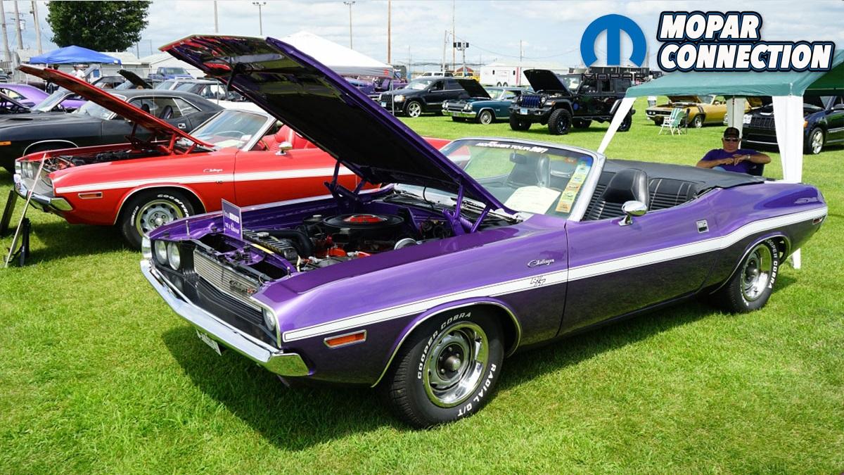 1970 Dodge Challengers