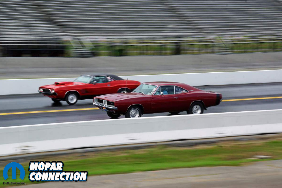 1969 Dodge Charger and Dodge Challenger