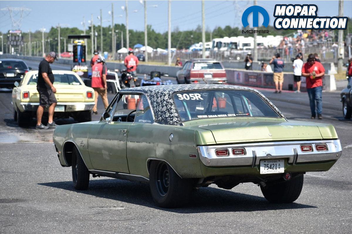 Hot Rod Drag Week Dodge Dart