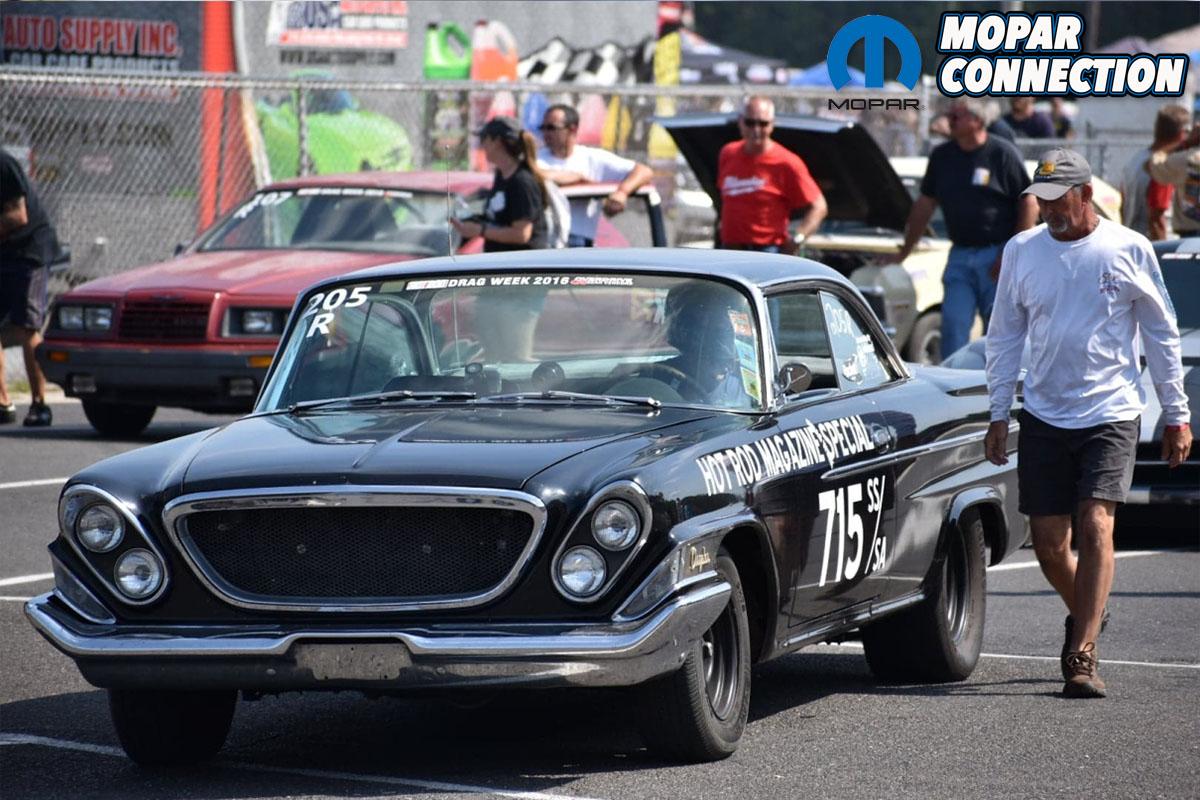 Hot Rod Drag Week Chrysler