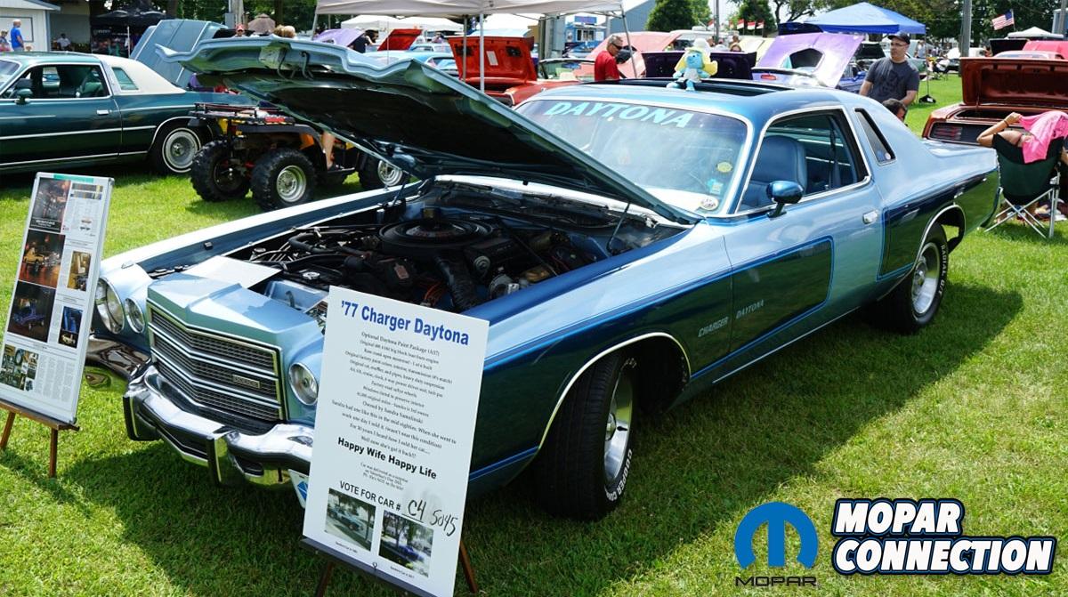 1977 Dodge Charger Daytona