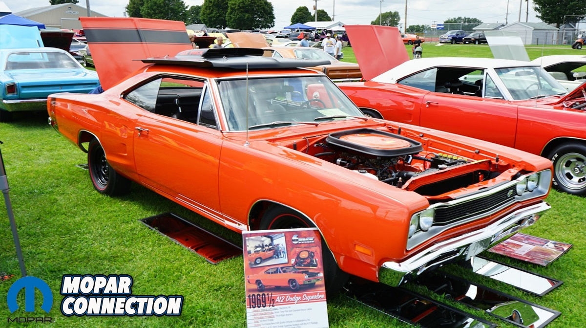 1969 1/2 Dodge Super Bee A12