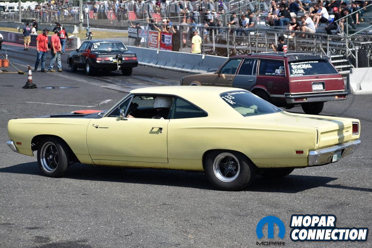 Hot Rod Drag Week 1969 Plymouth Road Runner