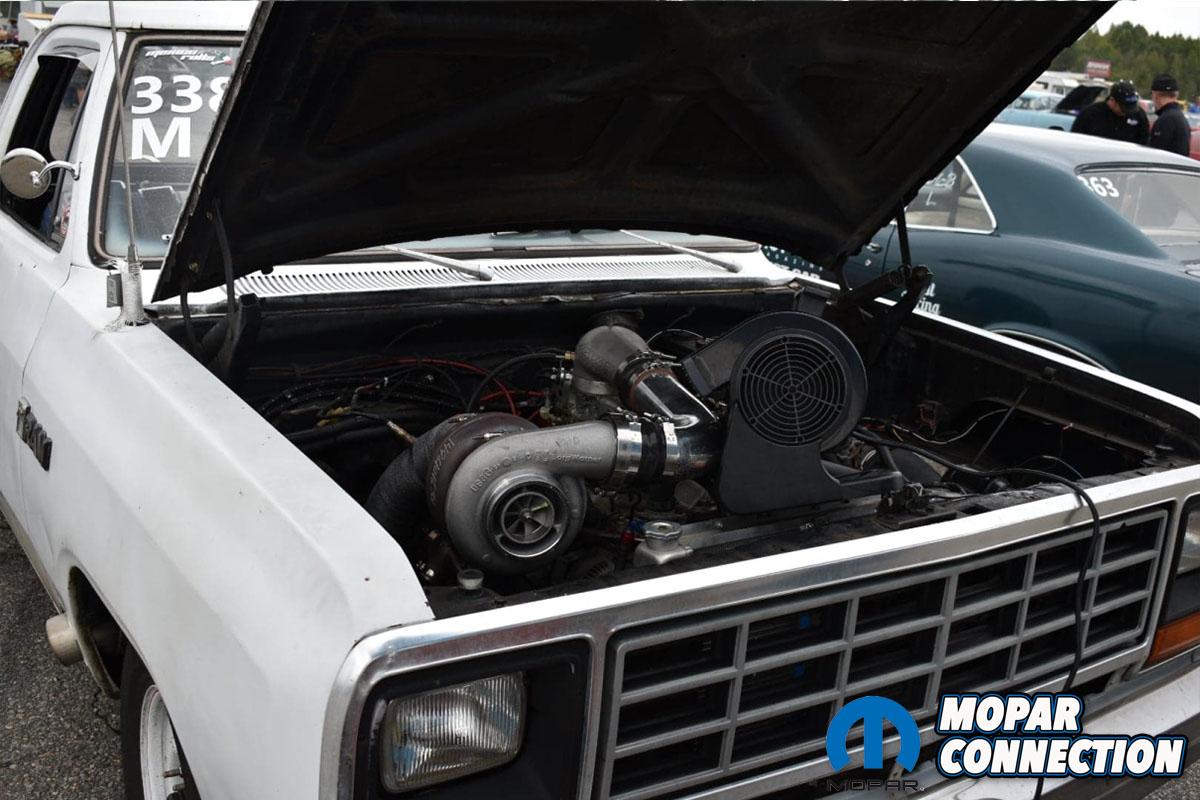 Hot Rod Drag Week Dodge Ram Turbo