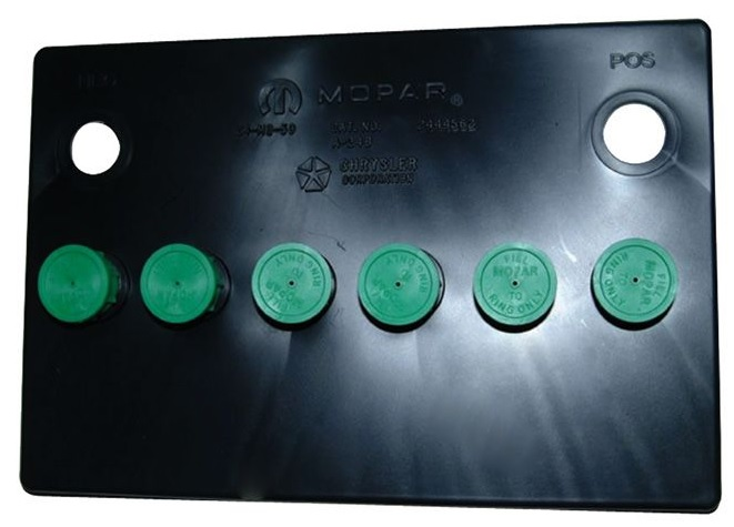 Group 24 Battery Cover