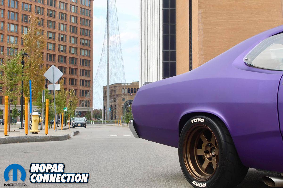Project Yankee : 1975 Dodge Dart Sport