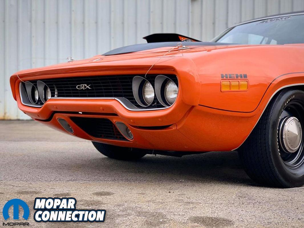1971 Plymouth Hemi GTX