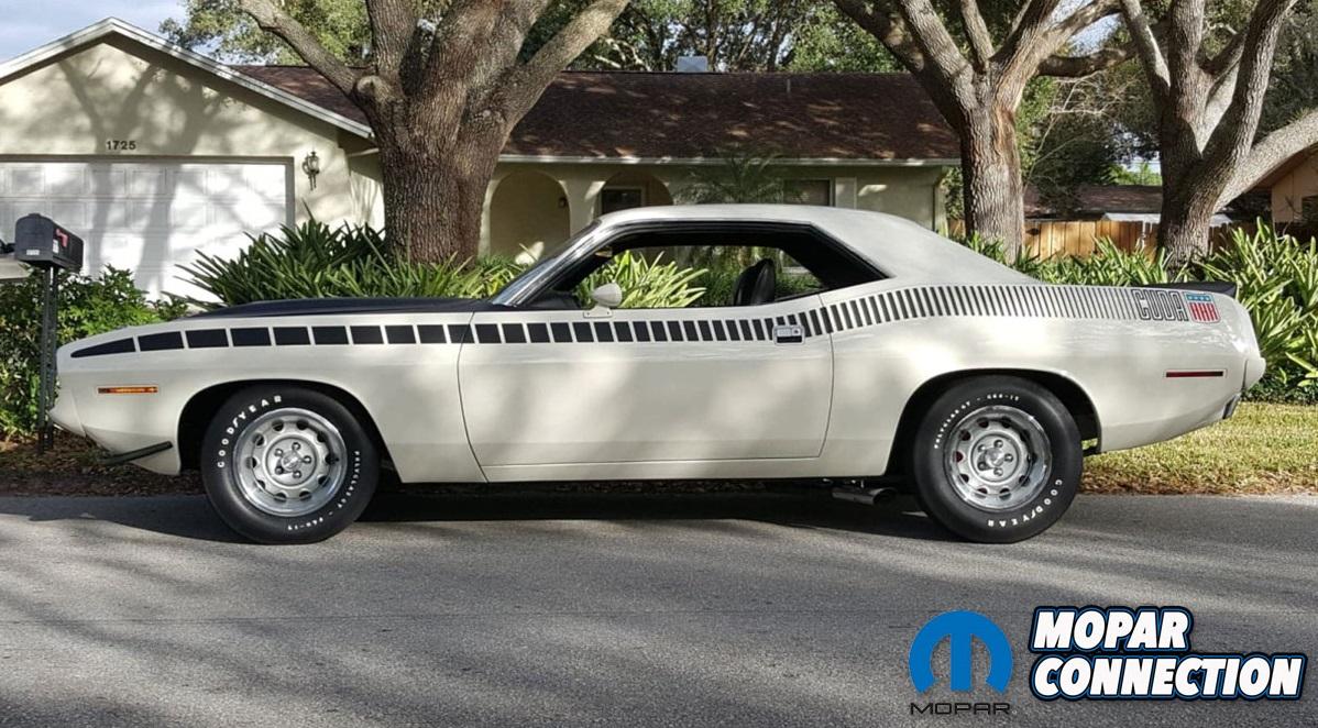 1970 Plymouth AAR 'Cuda