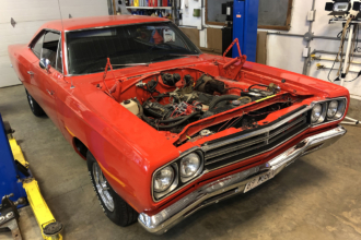 Gallery Rewiring A 69 Road Runner With Yearone And Mancini Racing Mopar Connection Magazine A Comprehensive Daily Resource For Mopar Enthusiast News Features And The Latest Mopar Techmopar Connection Magazine