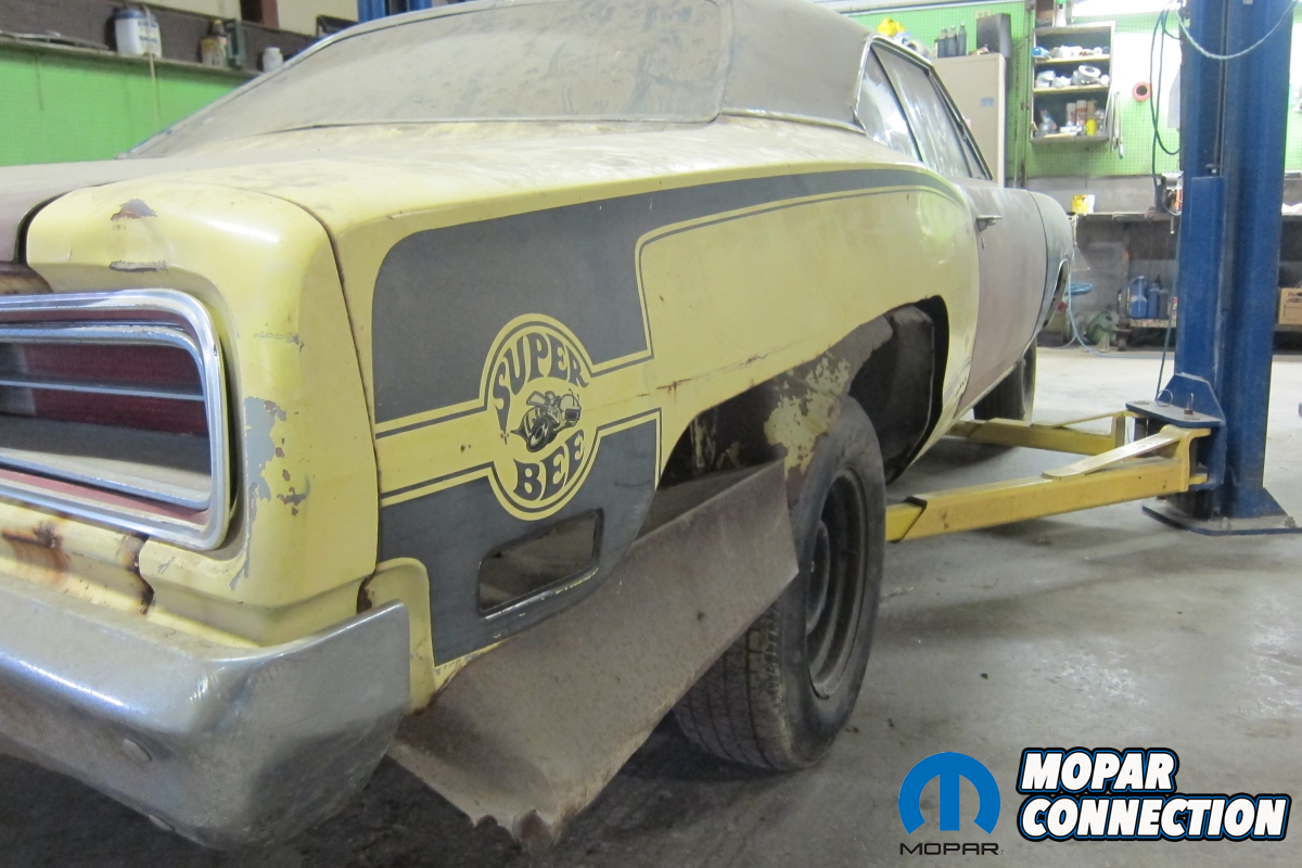 1970 Dodge Hemi Super Bee