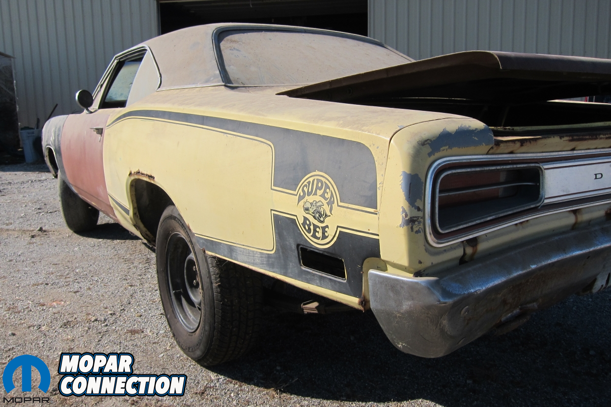 1970 Dodge Hemi Super Bee