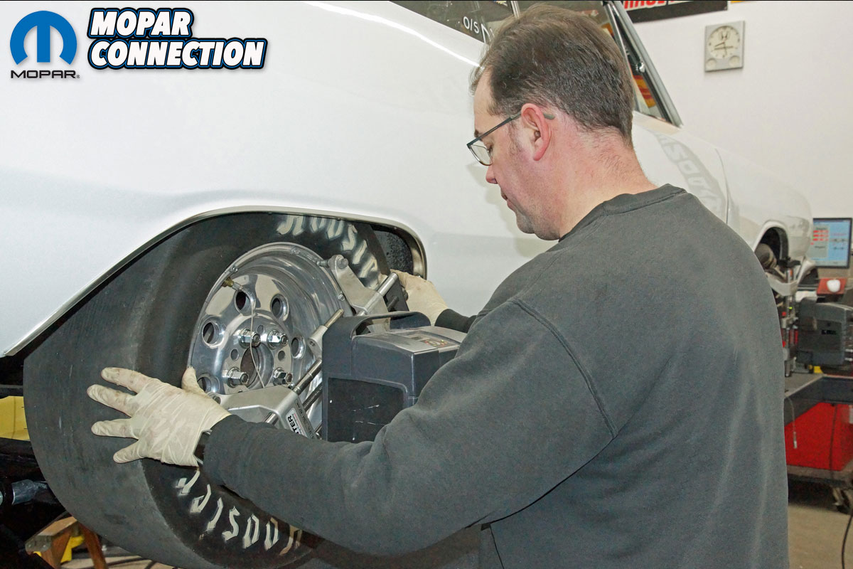 Thrust Angle Adjustment with Mancini Racing and Hotchkis Sport Suspension
